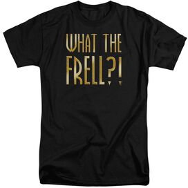 FARSCAPE WHAT THE FRELL-S/S T-Shirt