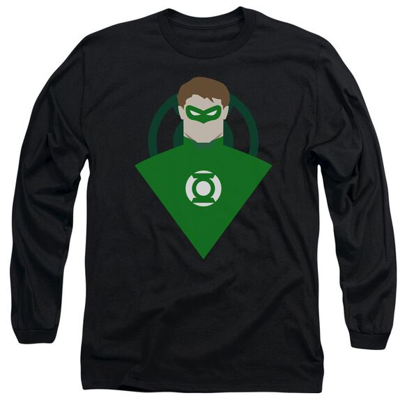 Dc Simple Gl Long Sleeve Adult T-Shirt