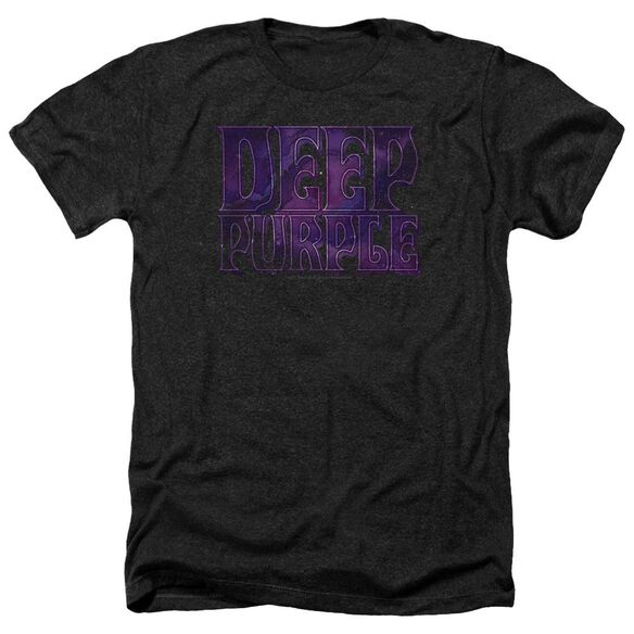 Deep Purple Spacey Adult Heather