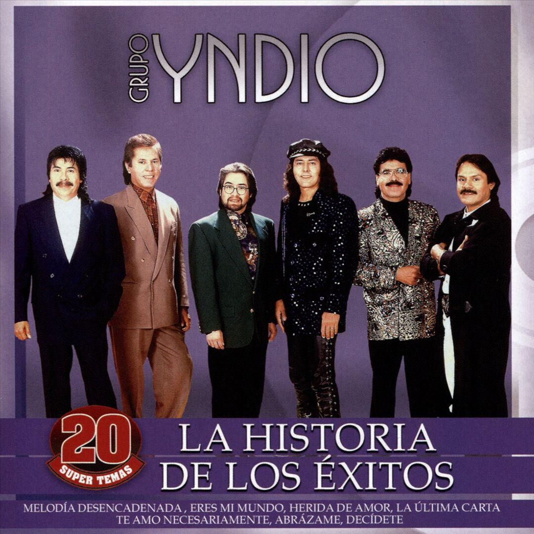 cd grupo yndio
