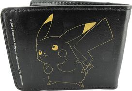 Pokemon Pikachu Tackle Outline Wallet