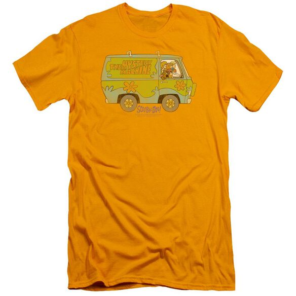 Scooby Doo The Mystery Machine Short Sleeve Adult T-Shirt
