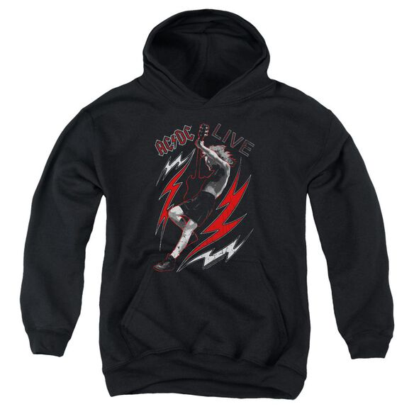 Acdc Live Youth Pull Over Hoodie