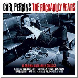 Carl Perkins - Rockabilly Years