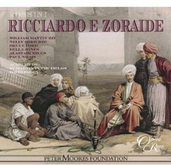 Rossini/ David Parry - Ricciardo E Zoraide