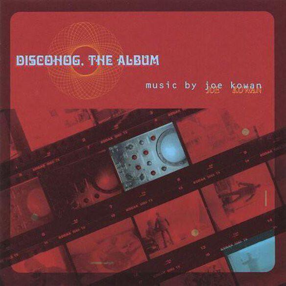 Discohog The Album