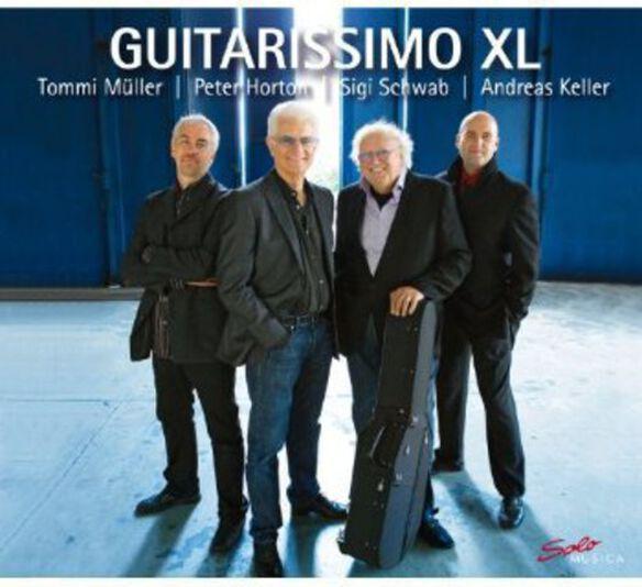 Peter Horton - Guitarissimo XL