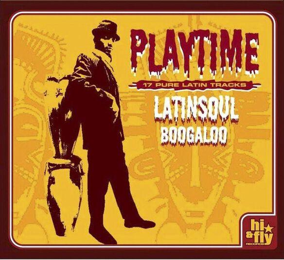 Playtime Latin Soul