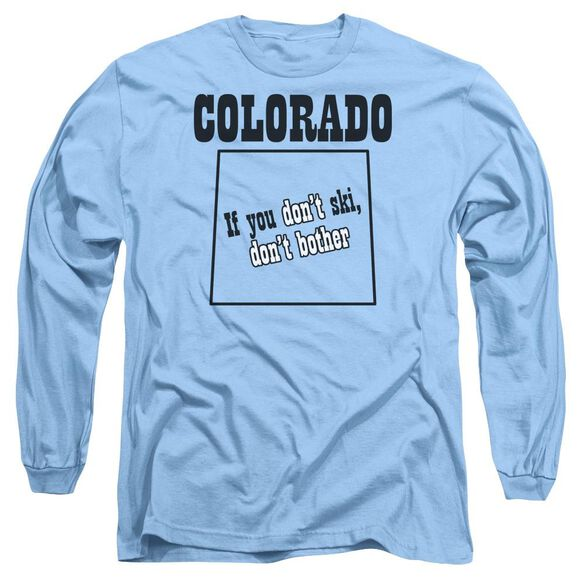 Colorado Long Sleeve Adult Carolina T-Shirt