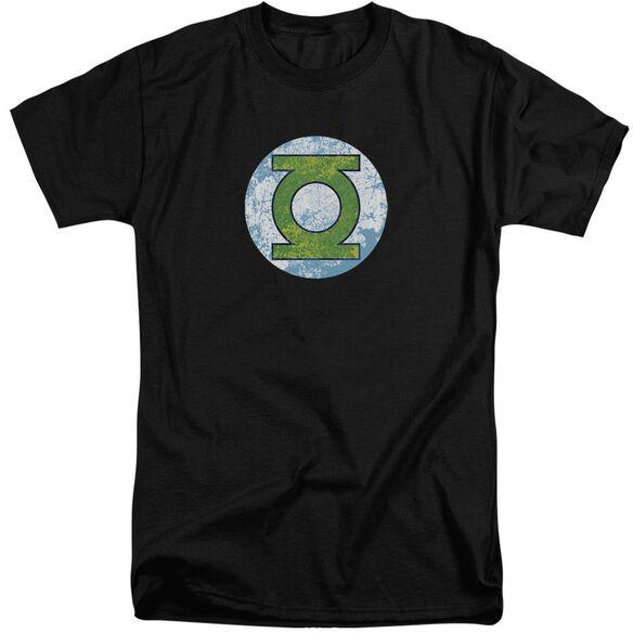 Dco Gl Neon Distress Logo Short Sleeve Adult Tall T-Shirt