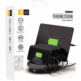 Case Logic Universal Charging Station with 4 USB Ports