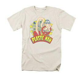 Plastic Man Star Name T-Shirt