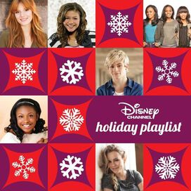 Various Artists - Disney Channel Holiday Playlist