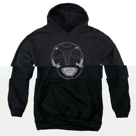 Power Rangers Ranger Mask Youth Pull Over Hoodie
