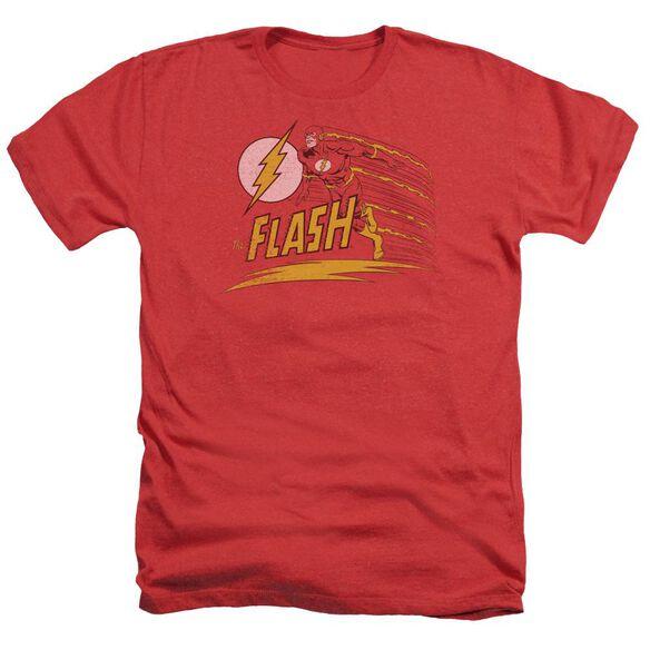 Dc Flash Like Lightning Adult Heather