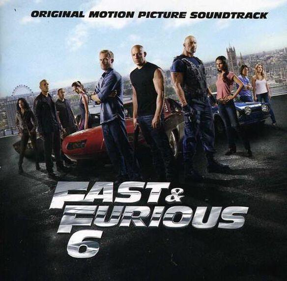Fast & Furious 6 / O.S.T. (Cln)