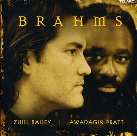 J. Brahms - Brahms Works for Cello & Piano