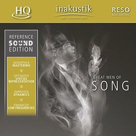 Reference Sound Edition - Great Men Of Song (HQCD)