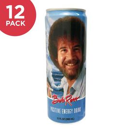 Bob Ross Positive Energy Drink [12-pack]