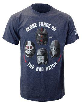 Star Wars Clone Force 99 Bad Batch T-Shirt