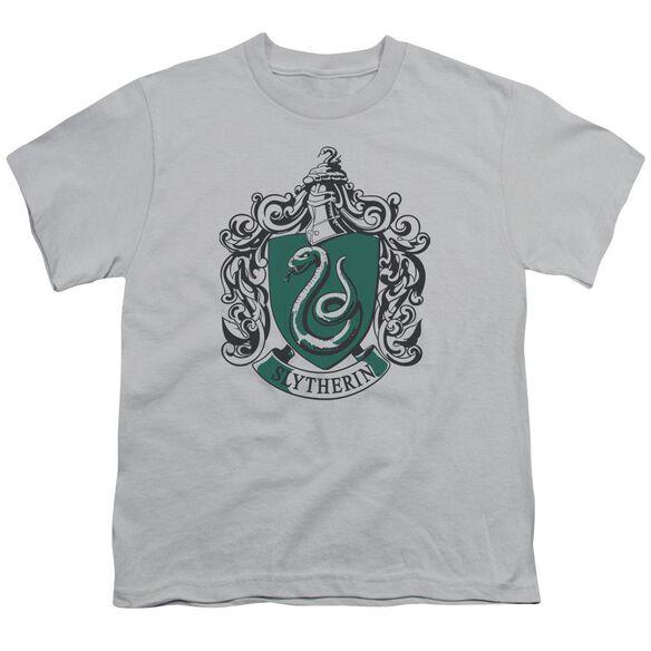 Harry Potter Slytherine Crest Short Sleeve Youth T-Shirt