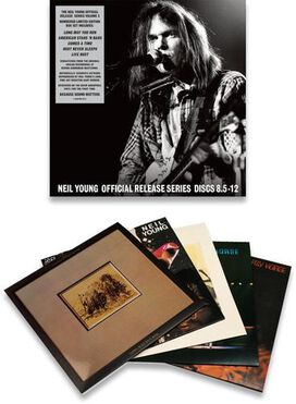 Neil Young - Official Releases Series, Discs 8.5-12