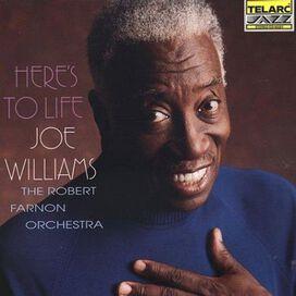 Joe Williams - Here's to Life