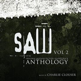 Charlie Clouser - SAW Anthology 2 Soundtrack [Exclusive Silver Vinyl]
