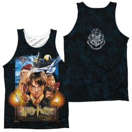 Harry Potter The Beginning (Front Back Print) Adult Poly Tank Top