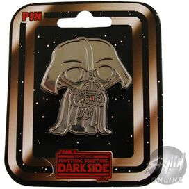 Family Guy Stewie Vader Pin Pewter