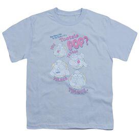 Tootsie Roll Three Short Sleeve Youth Light T-Shirt