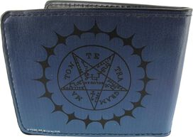 Black Butler Quad Group Seal Wallet