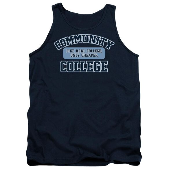 Community College Adult Tank