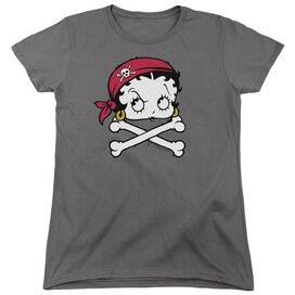 BETTY BOOP PIRATE-S/S T-Shirt