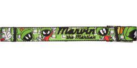 Looney Tunes Marvin the Martian Tiles Mesh Belt