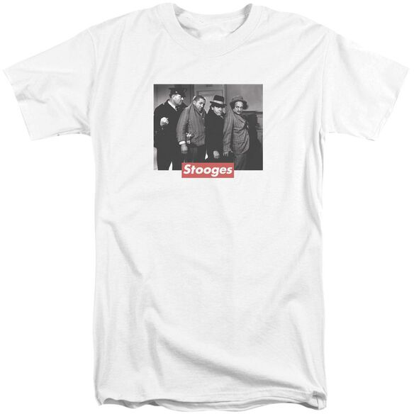 Three Stooges Supreme Rip Short Sleeve Adult Tall T-Shirt