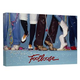 Footloose Loose Feet Quickpro Artwrap Back Board