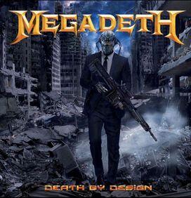Megadeth - Death By Design [Exclusive Cover & 4LP Transparent Vinyl]