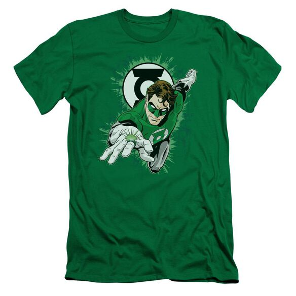 Gl Ring First Short Sleeve Adult Kelly T-Shirt