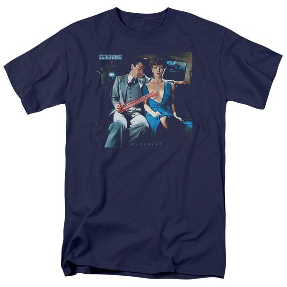 Scorpions Lovedrive Short Sleeve Adult T-Shirt