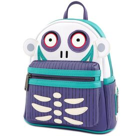 Loungefly Nightmare Before Christmas Barrel Mini Backpack