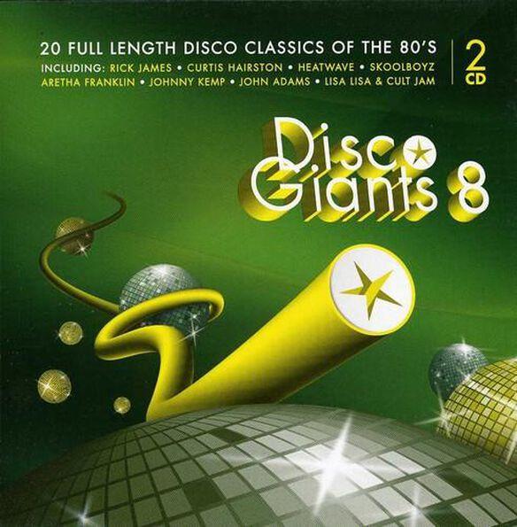 Disco Giants 8 / Various (Hol)