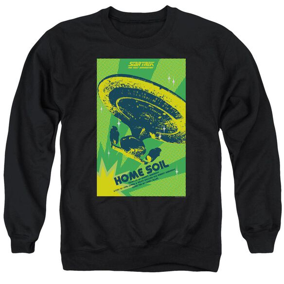Star Trek Tng Season 1 Episode 18 Adult Crewneck Sweatshirt