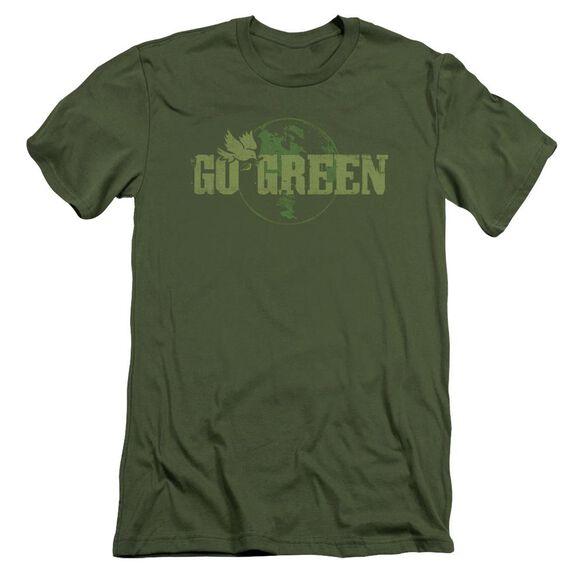Go Short Sleeve Adult Military T-Shirt