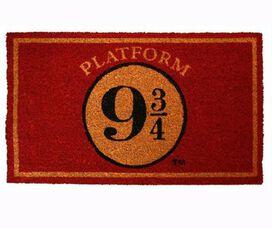 Harry Potter Platform 9 3/4 Doormat