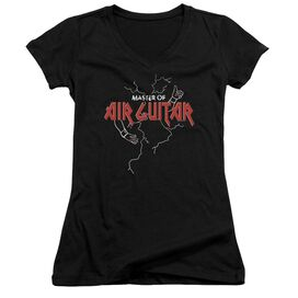 Air Guitar Master Junior V Neck T-Shirt