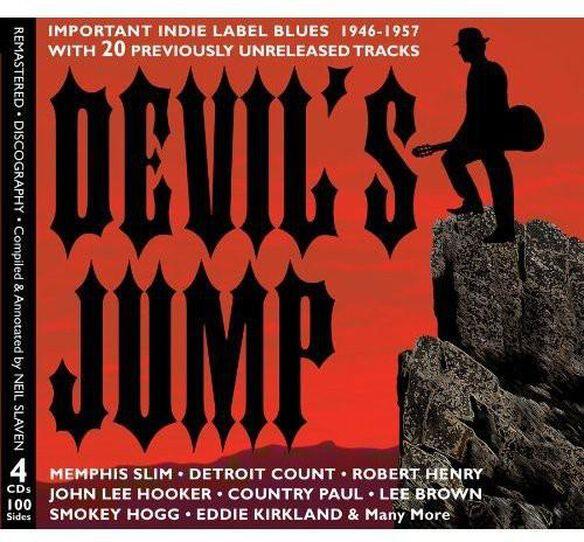 Various Artists - The Devil's Jump-Indie Label Blues 1946-1957