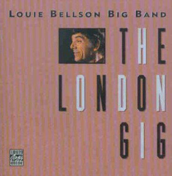 Louie Bellson - London Gig