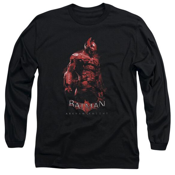 Batman Arkham Knight Knight Long Sleeve Adult T-Shirt