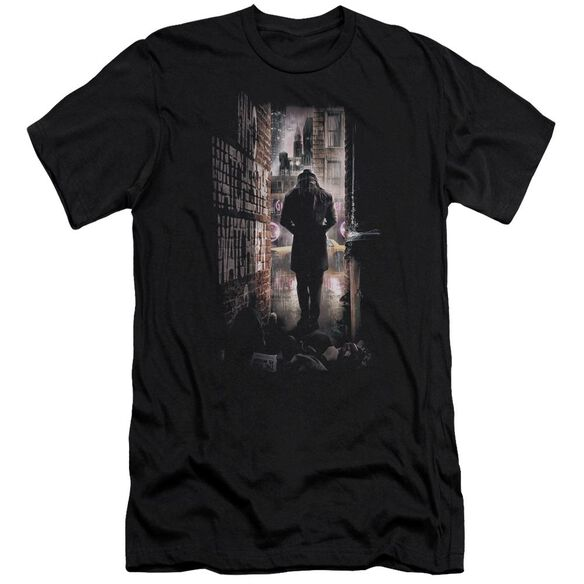 Watchmen Alley Short Sleeve Adult T-Shirt